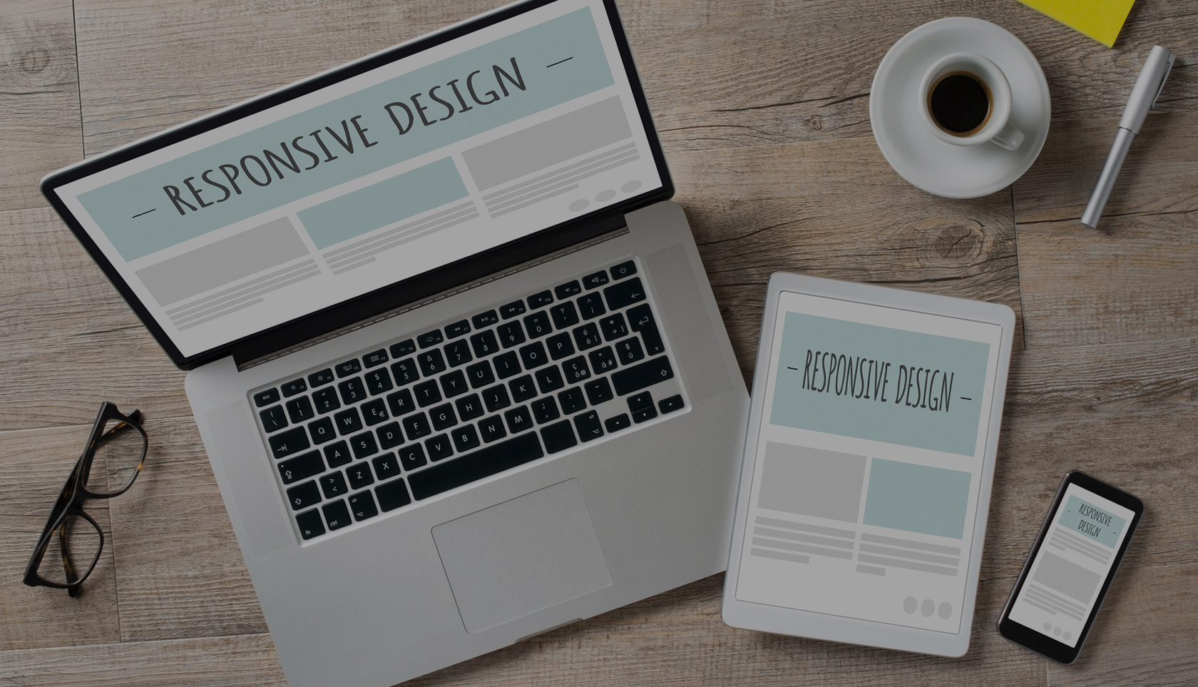 A responsive website your clients will love!